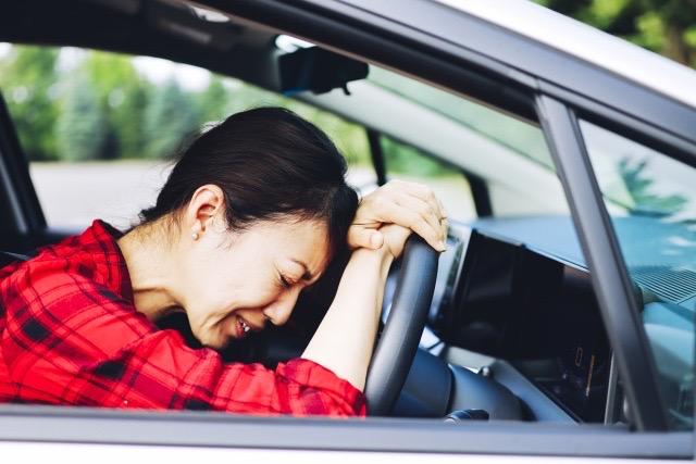Depressed driver
